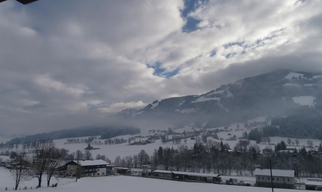 Winter Aussicht
